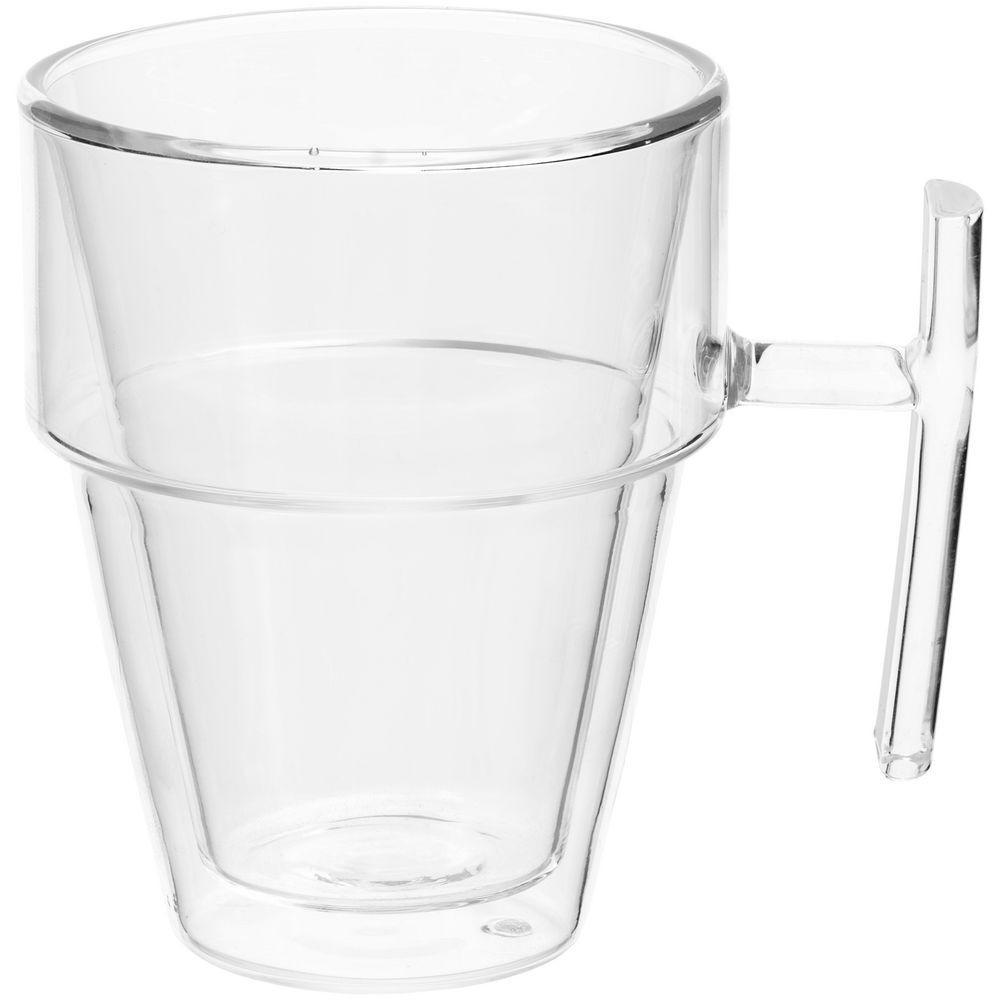 Чашка с двойными стенками...