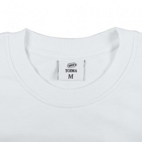 Толстовка Unit Toima, белая