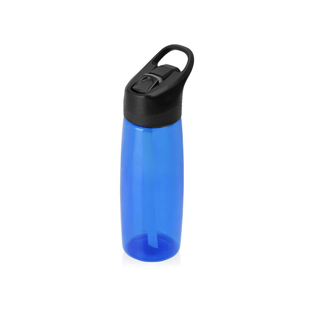 Бутылка для воды c кнопкой...