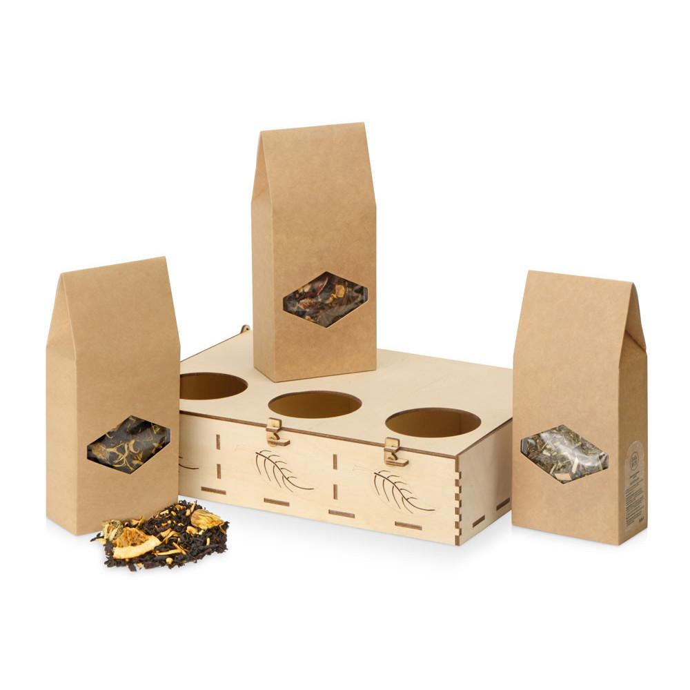 Подарочный набор «Чайный лист»