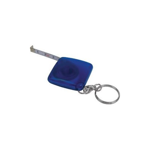 Брелок-рулетка (1 м) синий...