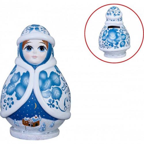 "Копилка ""Снегурочка"" SKMB-01"
