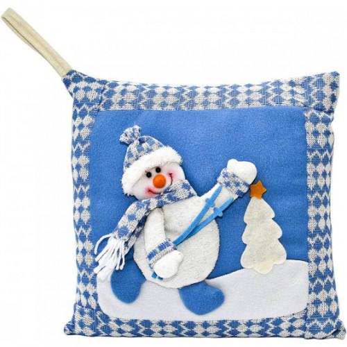 "Подушка ""Снеговик"" HM-011BS"