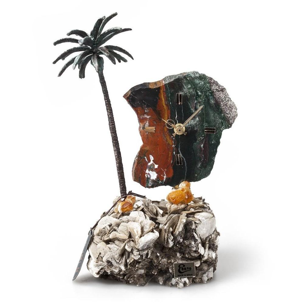 Часы «Пальмовый рай» из...