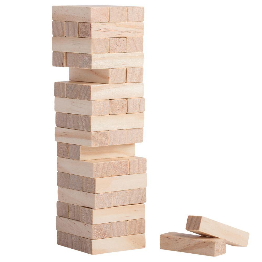 Игра «Деревянная башня мини»