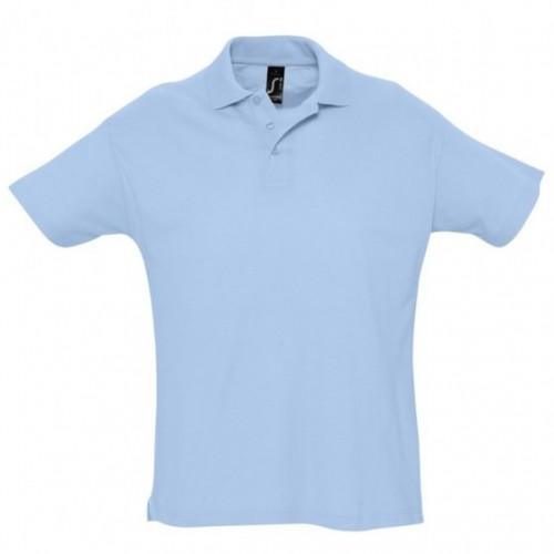 Рубашка поло мужская SUMMER...