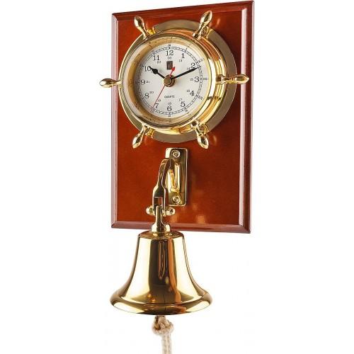Часы настенные с рындой...