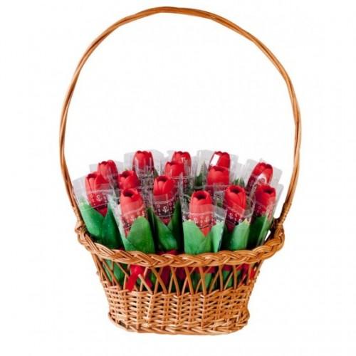 Складной зонт «Тюльпан»,...