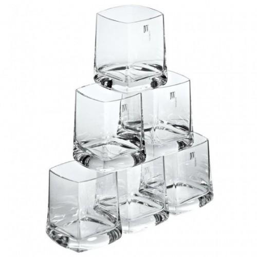 Набор стаканов для виски Cube