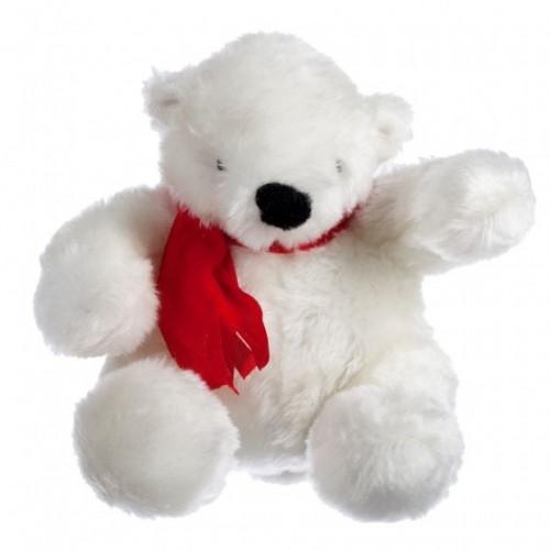 Игрушка «Белый медведь», с...