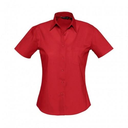Рубашка женская с коротким...