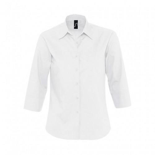 Рубашка женская с рукавом...