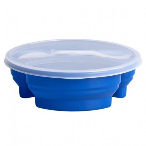 Ланчбокс Lunch, синий