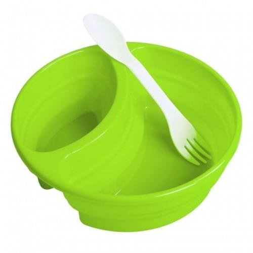 Ланчбокс Lunch, зеленый