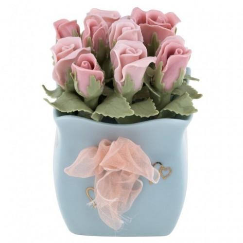 Сувенир «Корзина с розами»