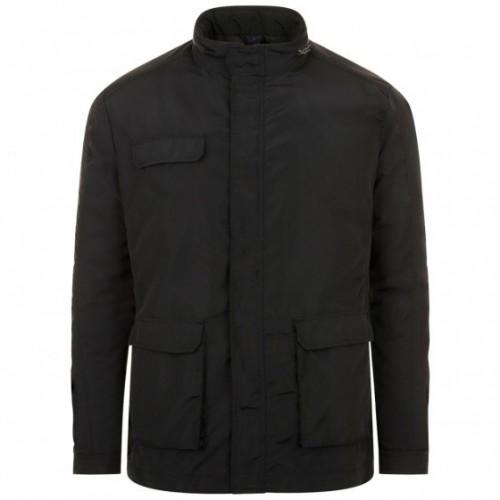Куртка унисекс REX, черная