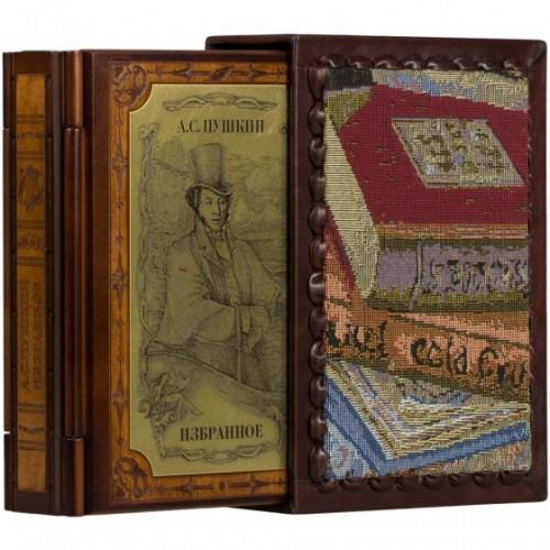 Книга «Избранное», А. С....
