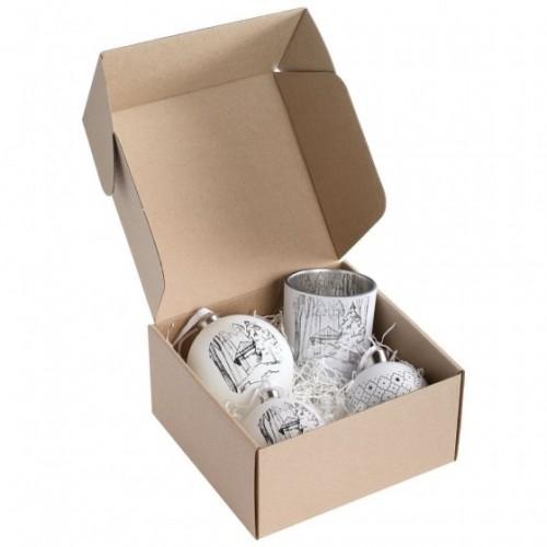 Коробка Medio, крафт